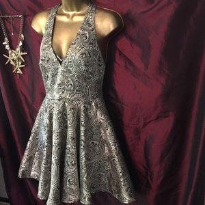 Bebe Vintage style dress size 4
